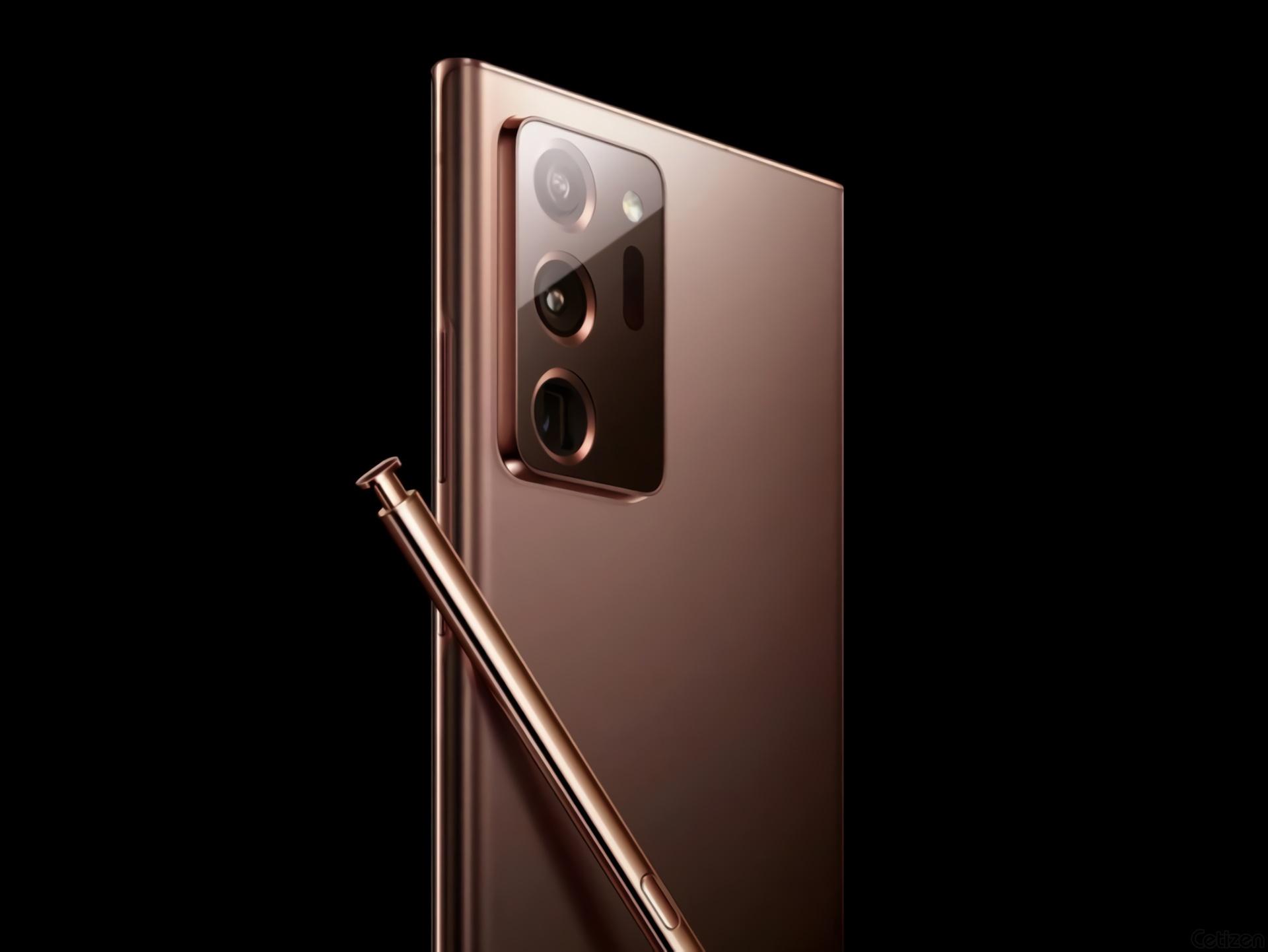 Смартфоны Samsung Galaxy Note 20